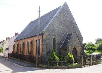 Thumbnail 2 bed property for sale in Moreia Chapel, Brook Street, Llanfyllin, Powys