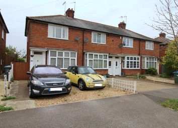 Thumbnail 2 bed end terrace house to rent in Clinton Crescent, Aylesbury, Bucks