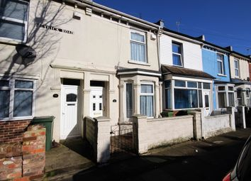 Thumbnail 2 bedroom terraced house for sale in Meyrick Road, Portsmouth