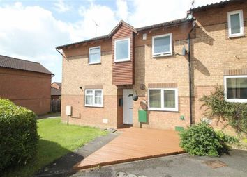 Thumbnail 2 bed terraced house to rent in Hexham Gardens, Bletchley, Bletchley, Bucks
