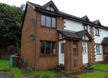 Thumbnail 2 bedroom flat for sale in Ardfern Road, Moffat Mills, Airdrie