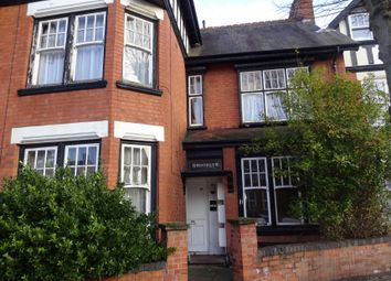 Thumbnail 1 bed flat for sale in Mere Road, Highfields, Leicester