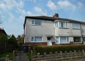 Thumbnail 2 bed flat to rent in Falstaff Road, North Shields
