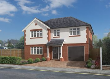 Thumbnail 4 bedroom detached house for sale in Brookside, Orpington