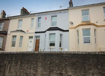 Thumbnail 3 bed terraced house for sale in Old Laira Road, Laira, Plymouth