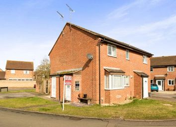 Thumbnail 1 bedroom end terrace house for sale in Warwick Court, Bicester, Oxfordshire, Oxon