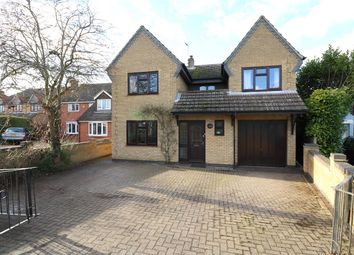 Thumbnail 5 bed detached house for sale in Rushden Road, Wymington, Rushden