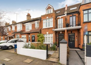 4 bed terraced house for sale in Curzon Road, London W5