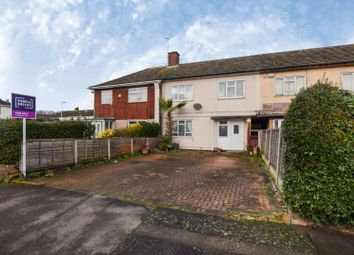 3 bed terraced house for sale in Daventry Road, Romford RM3