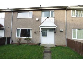 Thumbnail 3 bed town house to rent in Campbel Grove, Grimsby