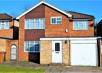 Thumbnail 5 bedroom detached house to rent in Lemonfield Drive, Watford, Hertfordshire