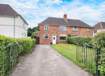 Thumbnail 2 bed semi-detached house for sale in Northfield Way, Retford