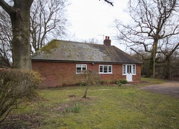 Thumbnail 3 bed detached bungalow to rent in Scures Hill, Nately Scures, Hook