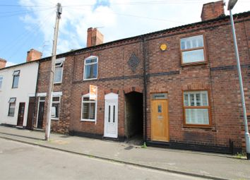 Thumbnail 3 bed terraced house for sale in Wetmore Road, Burton-On-Trent