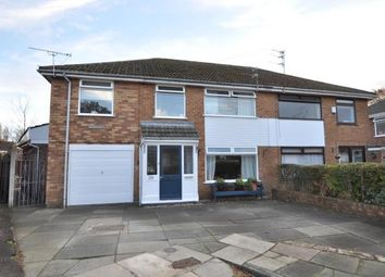 Thumbnail Semi-detached house for sale in Ambleside Close, Bromborough, Wirral, Merseyside
