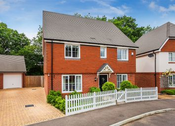 4 bed detached house for sale in Langwood Drive, Horley, Surrey RH6