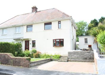 3 bed semi-detached house for sale in Maesyrhaf, Cross Hands, Llanelli SA14