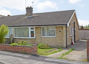 Thumbnail 2 bed semi-detached bungalow for sale in Eastfield Court, York