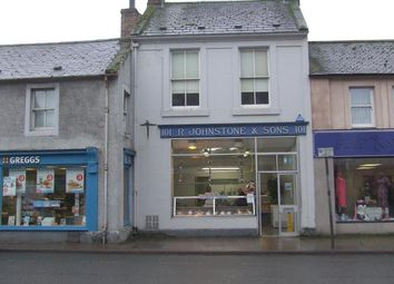 Thumbnail 2 bedroom flat to rent in 101A High Street, Annan