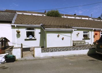 Thumbnail 2 bed terraced bungalow for sale in Pantile Row, Glyncorrwg, Port Talbot, Neath Port Talbot.