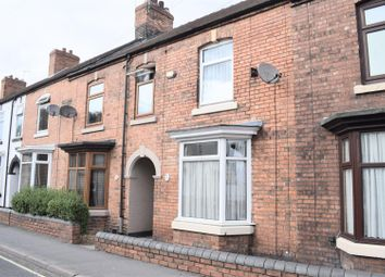 Thumbnail 3 bedroom terraced house for sale in High Street, Newhall, Swadlincote