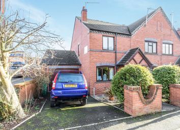 Thumbnail 2 bed end terrace house for sale in New Bank Street, Worcester