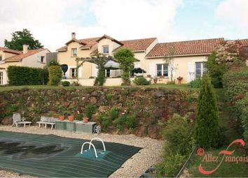 Thumbnail 4 bed property for sale in Montbron, Charente, 16220, France