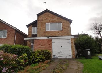 Thumbnail 3 bed detached house to rent in Sherrington Drive, Wolverhampton