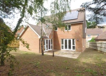 Thumbnail 4 bed property for sale in Hillyfields Rise, Ashford
