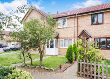 Thumbnail 2 bedroom terraced house for sale in Stockholm Way, Toftwood, Dereham