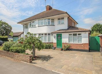 Coverts Road, Claygate, Esher KT10. 4 bed semi-detached house