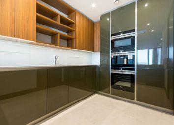 Thumbnail 3 bed flat for sale in Pinnacle House, Battersea Reach, Battersea