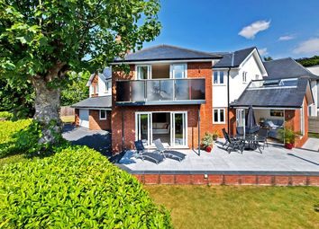 Thumbnail 5 bed detached house for sale in Matford Road, St. Leonards, Exeter