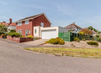 Thumbnail 3 bed detached house for sale in Marlpit Close, Seaton