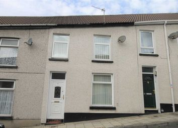 Thumbnail 3 bed terraced house for sale in David Street, Tonypandy