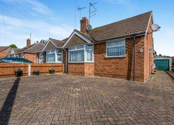 Thumbnail 3 bed semi-detached bungalow for sale in Fuller Road, Moulton, Northampton