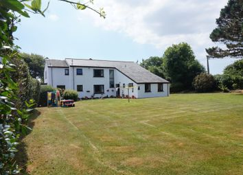 Thumbnail 6 bed detached house for sale in Treswithian Downs, Camborne