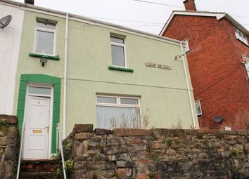 Thumbnail 3 bed end terrace house to rent in Pleasant View Terrace, Mount Pleasant, Swansea