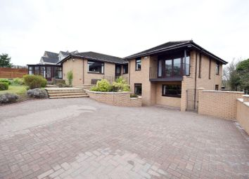 Thumbnail 6 bed detached house for sale in Fence Terrace, Tillietudlem, Clyde Valley