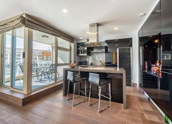 Thumbnail 2 bed flat for sale in King's Quay, Chelsea Harbour, Chelsea, London