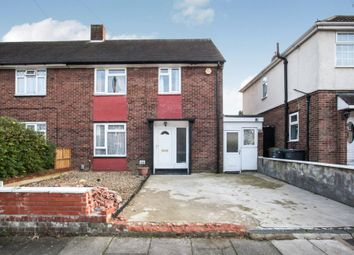 Thumbnail 3 bed semi-detached house for sale in Wickstead Avenue, Luton
