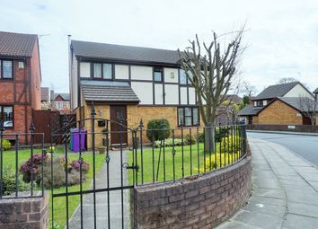 Thumbnail 4 bed detached house for sale in Dugdale Close, Aigburth