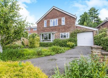Thumbnail 3 bed detached house for sale in Dell Road, Winchester