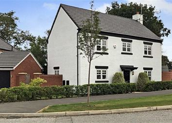 Thumbnail 4 bedroom detached house for sale in Holford Drive, Winsford, Cheshire