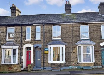 Thumbnail 3 bed terraced house for sale in Newton Road, Faversham, Kent