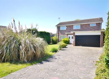 Thumbnail 3 bed detached house for sale in Springfield Close, Ongar, Essex