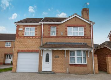Thumbnail 4 bedroom detached house for sale in Bridge Close, Victoria Dock, Hull, Hull