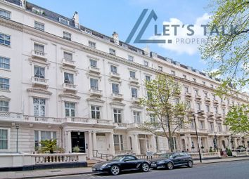Thumbnail 3 bed flat to rent in Leinster Gardens, London
