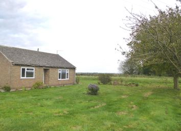 Thumbnail 3 bed bungalow to rent in West Fen, March