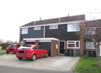 Thumbnail 3 bedroom terraced house to rent in Barleyfield Way, Houghton Regis, Dunstable